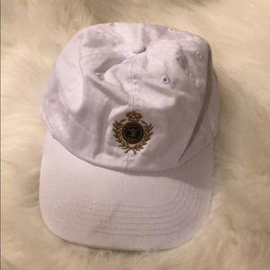 NWT brandy Melville hat baseball cap dad white